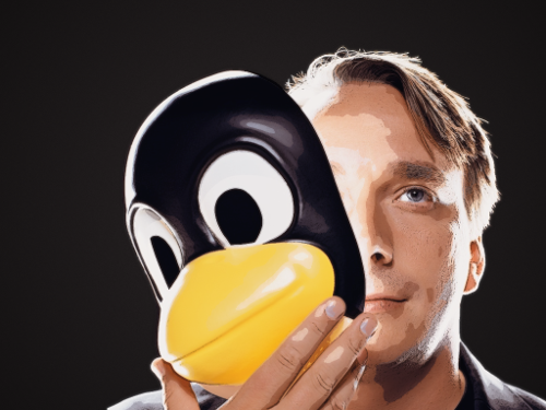 Linus Torvalds, creator of Linux, holds control over decisions made in the kernel.
